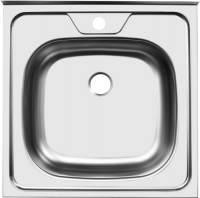 Мойка кухонная Ukinox STD500.500 4C 0C -