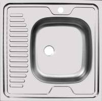 Мойка кухонная Ukinox STD600.600 5C 0RS -