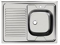Мойка кухонная Ukinox STD800.600 4C 0R -