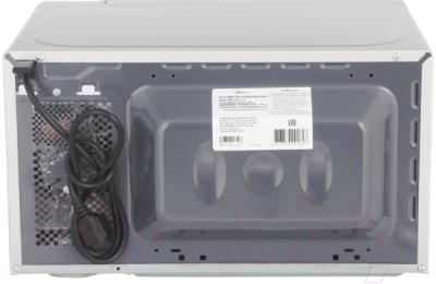 Микроволновая печь Midea MM720C4E-S - вид сзади