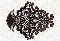 Декоративная плитка Керамин Органза 5 (275x400) -