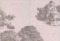 Декоративная плитка Керамин Пастораль 3/2 (400x275) -