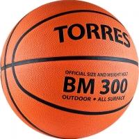 Баскетбольный мяч Torres BM300 / B00017 (размер 7) -