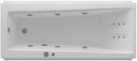 Ванна акриловая Aquatek Либра 170x70 L (левая, с гидромассажем и экраном) -
