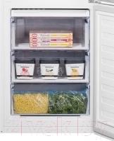 Холодильник с морозильником Beko RCSK379M20W