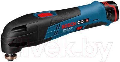 Профессиональный мультиинструмент Bosch GOP 10.8 V-LI Professional (0.601.858.00J)