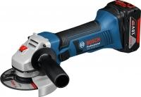 Профессиональная угловая шлифмашина Bosch GWS 18-125 V-LI (0.601.93A.30B) -