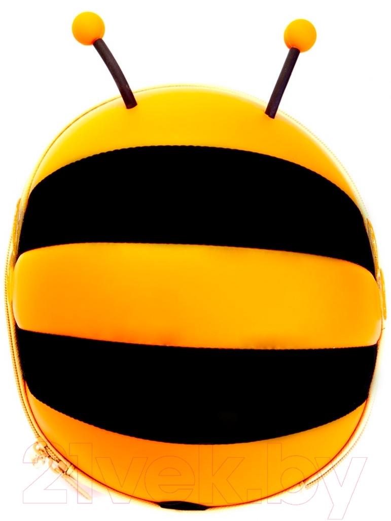 Купить Детский рюкзак Bradex, Пчелка DE 0184 (оранжевый), Китай, плюш