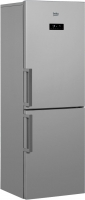 Холодильник с морозильником Beko RCNK296E21S -
