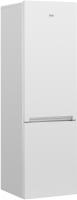 Холодильник с морозильником Beko RCNK321K00W -