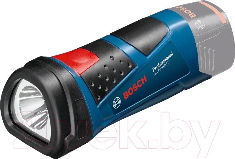 Купить Фонарь Bosch, GLI PocketLED (0.601.437.V00), Китай