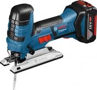 Профессиональный электролобзик Bosch GST 18 V-LI S (0.601.5A5.100) -