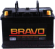 Автомобильный аккумулятор BRAVO 6СТ-74 Евро / 574010009 (74 А/ч) -