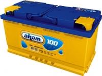 Автомобильный аккумулятор AKOM 6СТ-100 Евро / 600000009 (100 А/ч) -