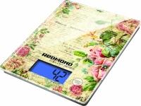 Кухонные весы Redmond RS-736 (цветы) -