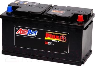 Автомобильный аккумулятор AutoPart Plus AP900 R+ (90 А/ч)
