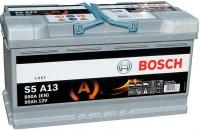 Автомобильный аккумулятор Bosch AGM S5 A13 595901085 / 0092S5A130 (95 А/ч) -