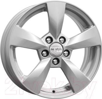 """Литой диск K&K Rapid NH (KC700) 15x6"""" 5x100мм DIA 57.1мм ET 38мм Silver / 65638"""