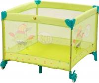 Игровой манеж Happy Baby Alex (зеленый) -