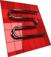 Полотенцесушитель водяной Двин M без полочки 50x80 (длинная резьба) -
