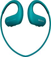 Наушники-плеер Sony NW-WS414L (голубой) -