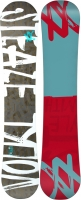 Сноуборд Volkl Steaze Snowboard 181604 (р.156W) -