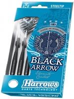 Дротики для дартса Harrows Black Arrow 3x22gR / 5284 -