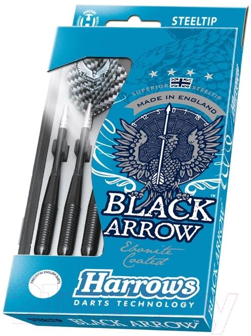 Купить Дротики для дартса Harrows, Black Arrow 3x23gK / 5291, Великобритания