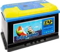Лодочный аккумулятор ZAP Marine 857 50 (75 А/ч) -