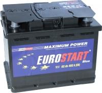 Автомобильный аккумулятор Eurostart Blue 6CT-60 (60 А/ч) -