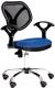 Кресло офисное Chairman 380 (TW10\TW05, синий) -