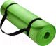 Коврик для йоги и фитнеса Sabriasport 600869 (зеленый) -