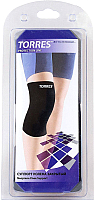 Суппорт колена Torres PRL6005S (черный) -