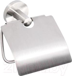 Купить Держатель для туалетной бумаги Bemeta, 104112015, Чехия, нержавеющая сталь