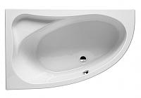 Ванна акриловая Riho Lyra 140 R / BA65005 (без ножек) -
