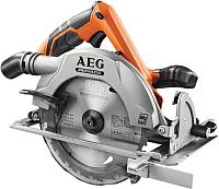 Профессиональная дисковая пила AEG Powertools BKS 18BL-0 (4935451537) -