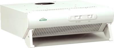 Вытяжка плоская Elikor Davoline 50П-290-П3Л (белый) - общий вид