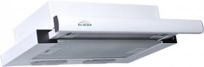 Вытяжка телескопическая Elikor Интегра 50П-400-В2Л (белый) - общий вид