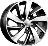 Литой диск K&K Golf (KC741) 16x6.5 5x112мм DIA 57.1мм ET 50мм MB -