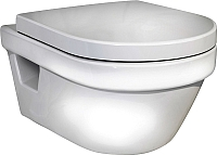 Унитаз подвесной Gustavsberg Hygienic Flush 5G84HR01 -