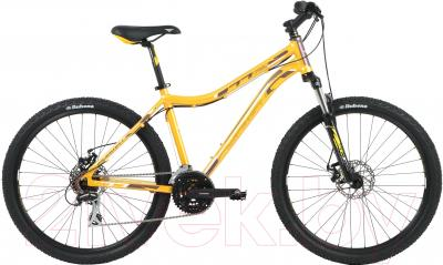 Велосипед Format 7712 2016 (S, желтый)