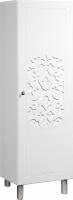 Шкаф-полупенал для ванной Bliss Нежность 1Д / 0464.6 -