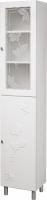 Шкаф-пенал для ванной Bliss Тайна 2Д / 0457.3 -