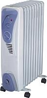 Масляный радиатор General Climate NY15AR -