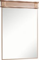 Зеркало для ванной Bliss Баккара-1 / 0453.3 (дуб молочный) -