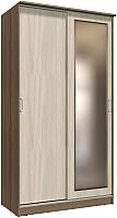 Шкаф Интерлиния Неаполь АН-011-12-01 (ясень шимо св./ясень шимо тм.) -