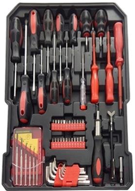 Универсальный набор инструментов KingTul KT186 -