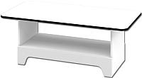 Журнальный столик Мебель-Неман Верона МН-128-05 (белый) -