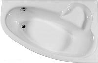 Ванна акриловая Ravak Asymmetric 150x100 R (C451000000) -