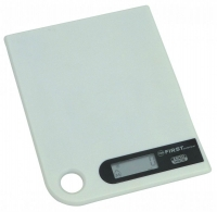 Кухонные весы FIRST Austria FA-6401-1 (белый) -